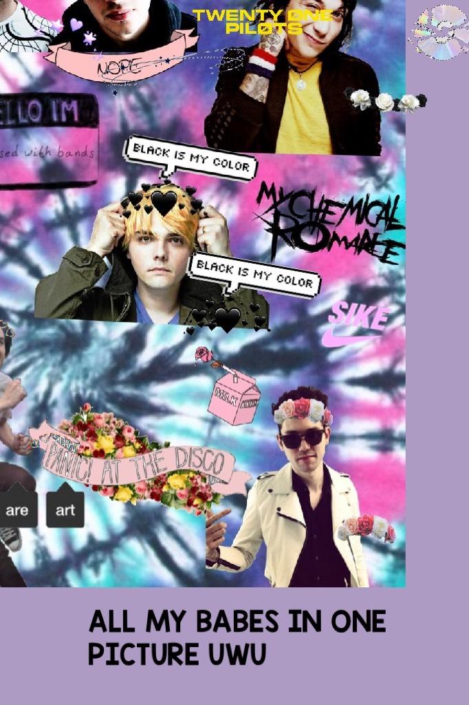 Collage by threecheersforafycso