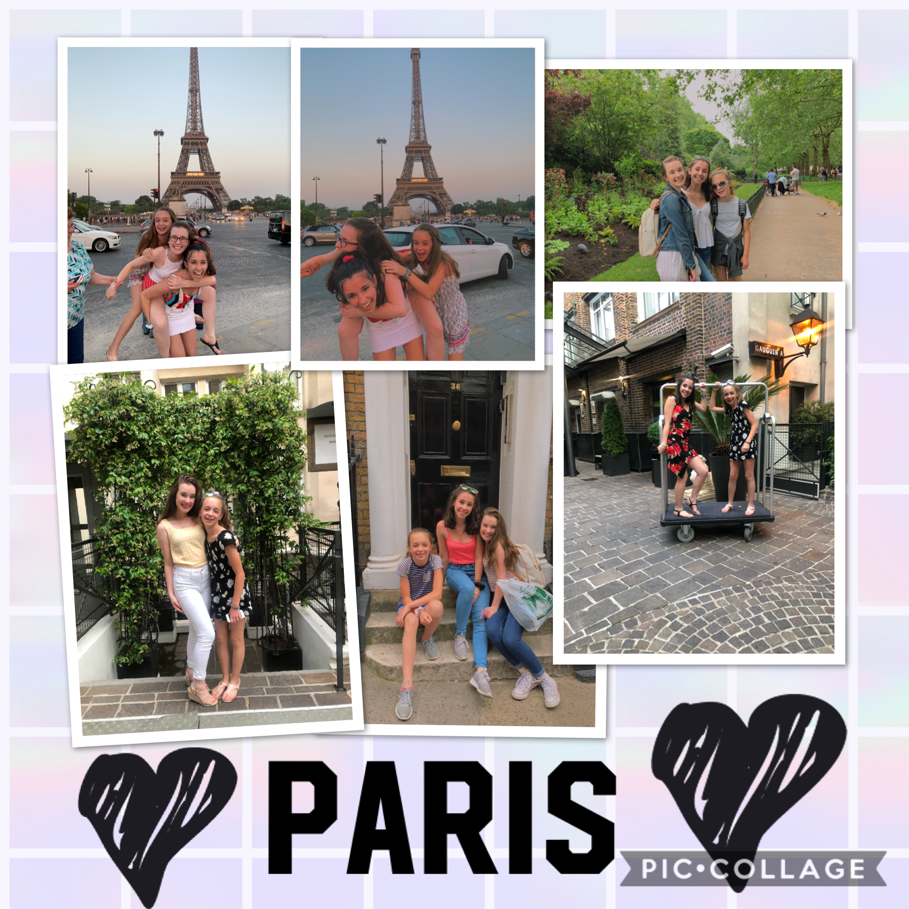 Paris summer 2019