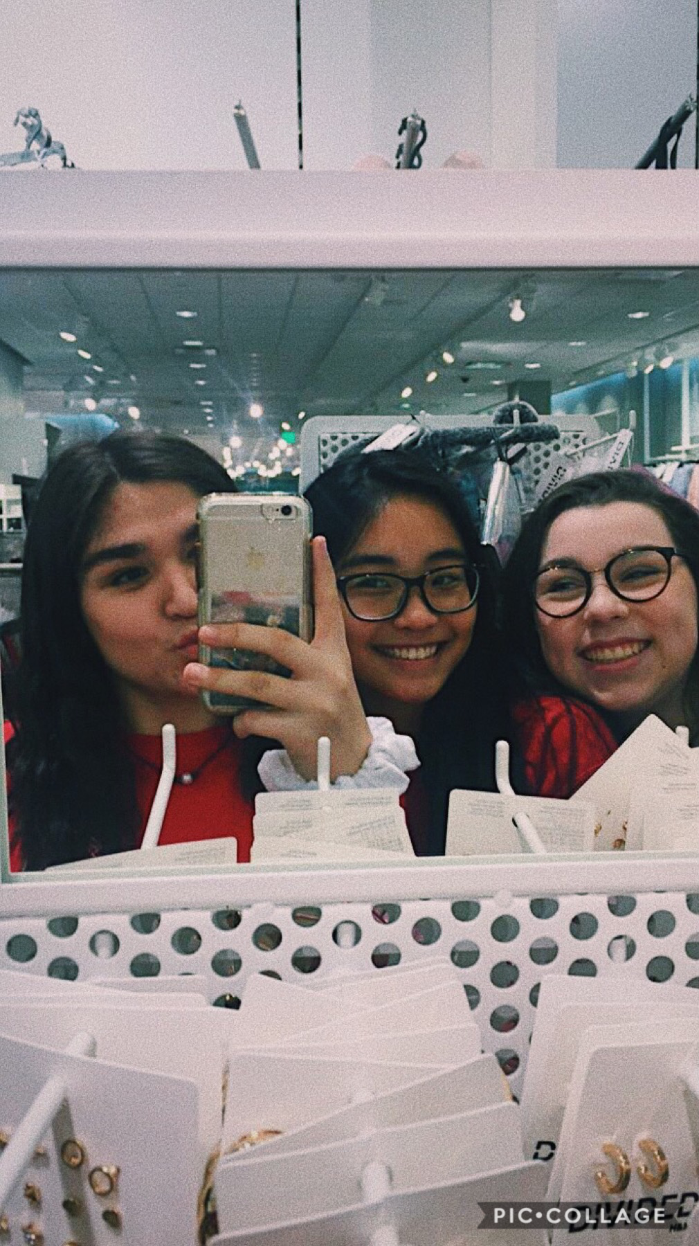 Band & choir went to the mall today, very fun! Love these twooo! Merry Chrysler