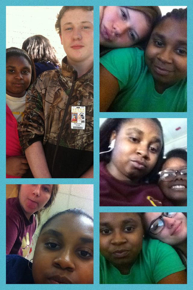 With my friends #piccollage