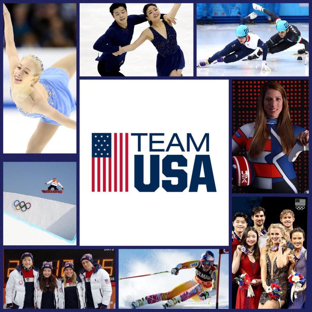 Go Team USA!