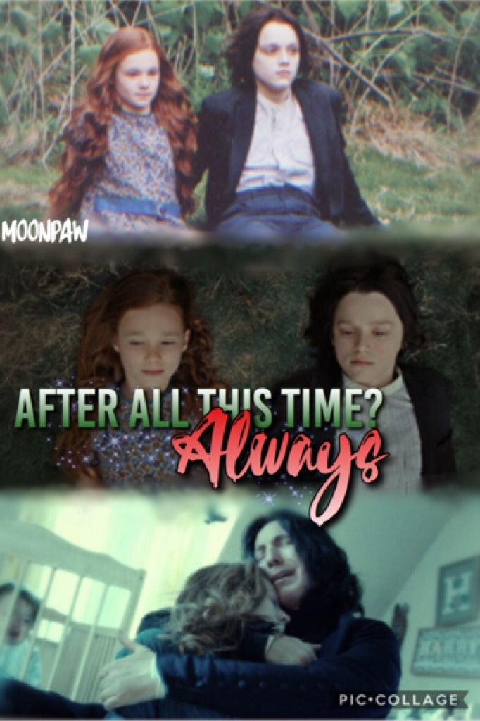 THE FEELSSSS!! <tap> QOTD: Do you guys like Snape?   Made using both phonto and pc