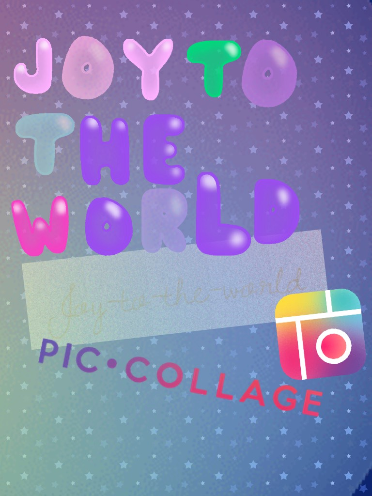 #Joy-to-the-world