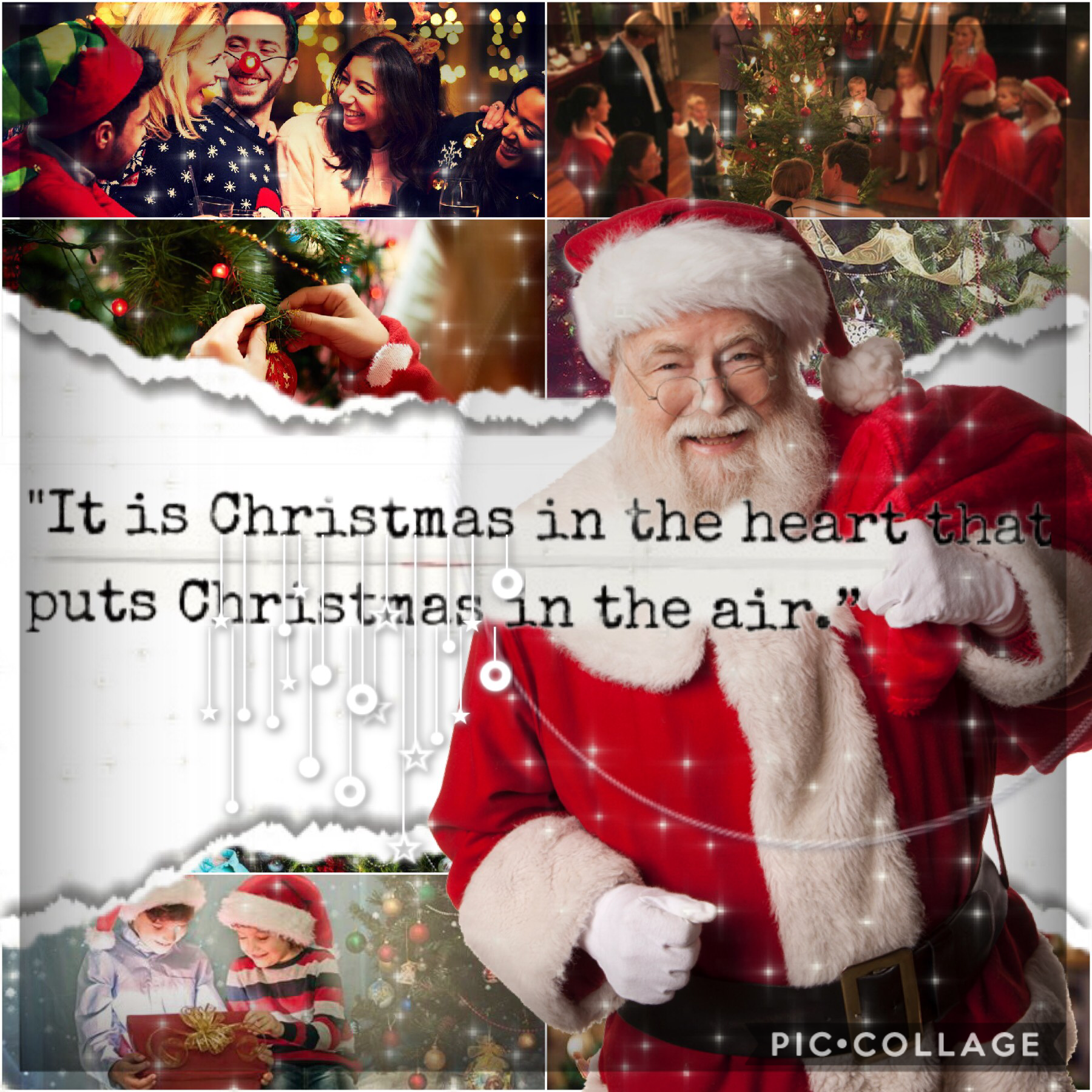🎄❤️TAP❤️🎄 I CAN'T WAIT 'TIL CHRISTMAS!!!!! 6 sleeps to go... Anyways so I've tried out this style because I've seen loads of collages so question for you amazing collagers, do you like this? Please comment. Oh and one more thing; sorry for being so inacti