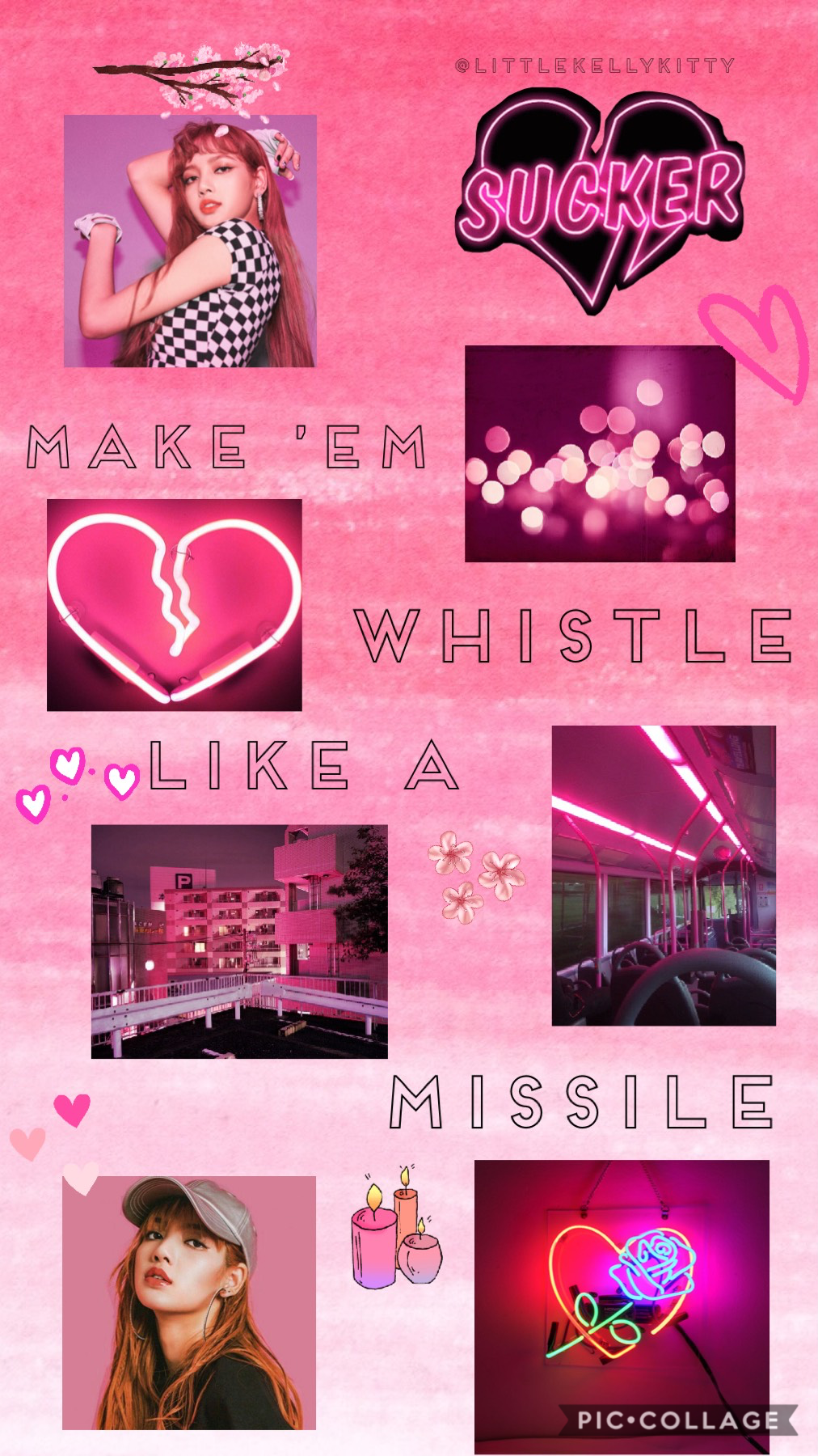 """Make 'em Missile like a Whistle...Bomb Bomb."""