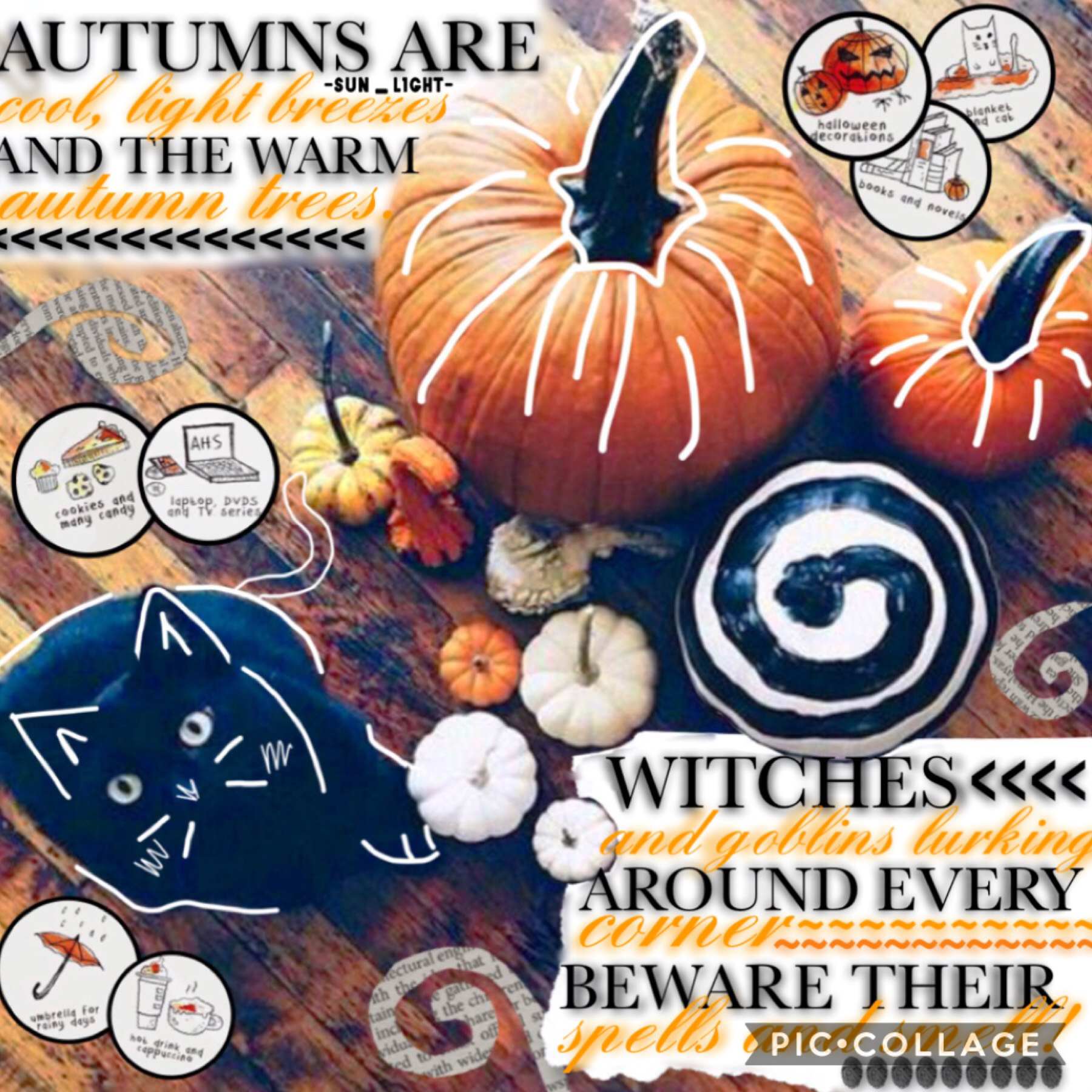 a Halloween edit for y'all! 🎃🍁👻 it was also a entry for @glodenslumbers 's mega collab! if you're not already involved in that then I suggest that you go check it out! it's really easy to get involved in!🍂 I personally really like how this turned out!🌻💫 I
