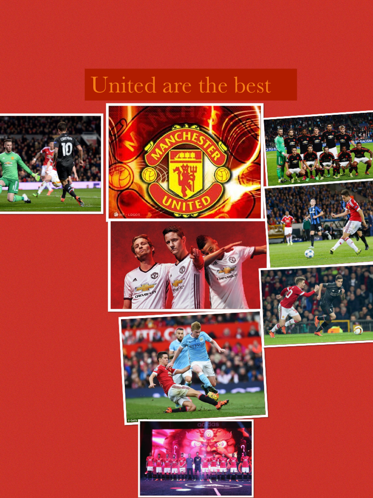 United are the best