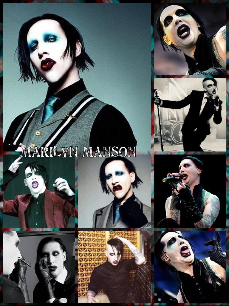2003 Manson turns me on