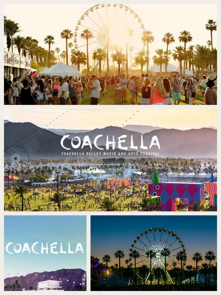 Coachella 2018😝⚡️✨💫💎