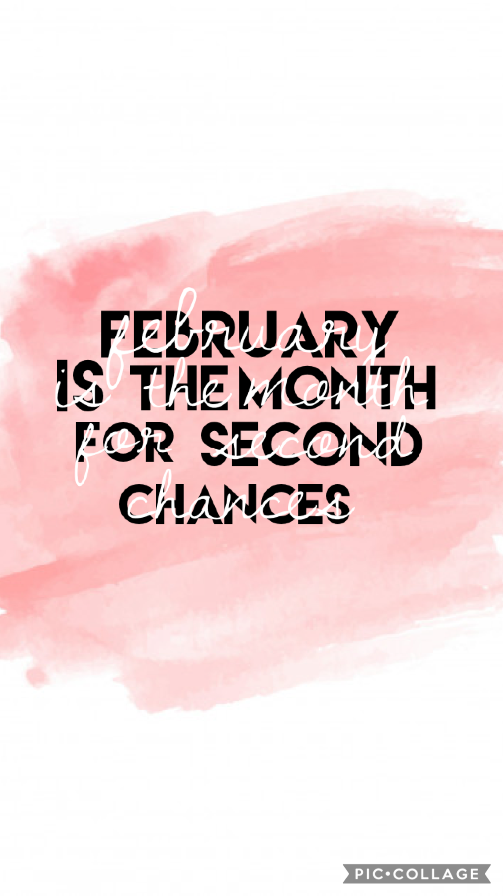 Hi everyone!! I'm back now, sorry I haven't posted in a while. And happy February have a great month!!