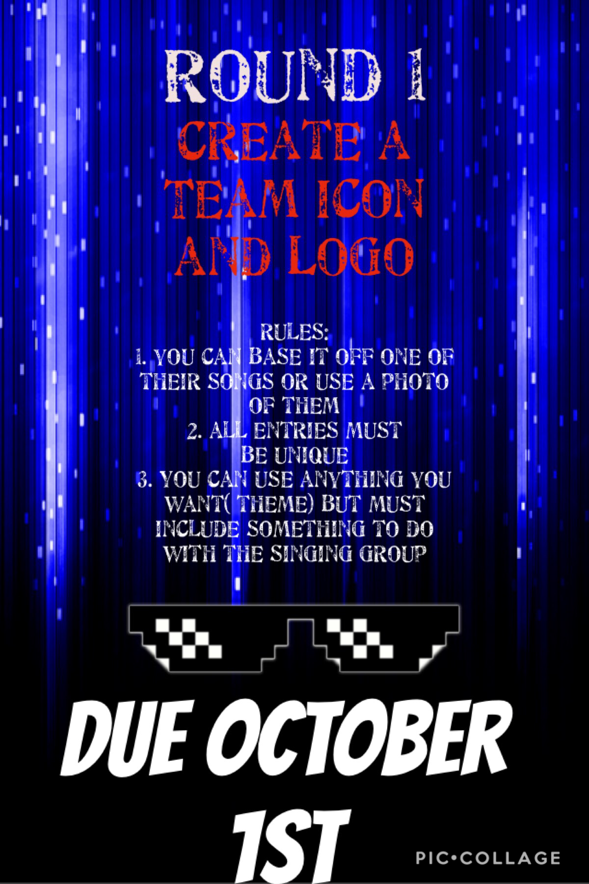 We still have space on any of the teams if you want to participate.