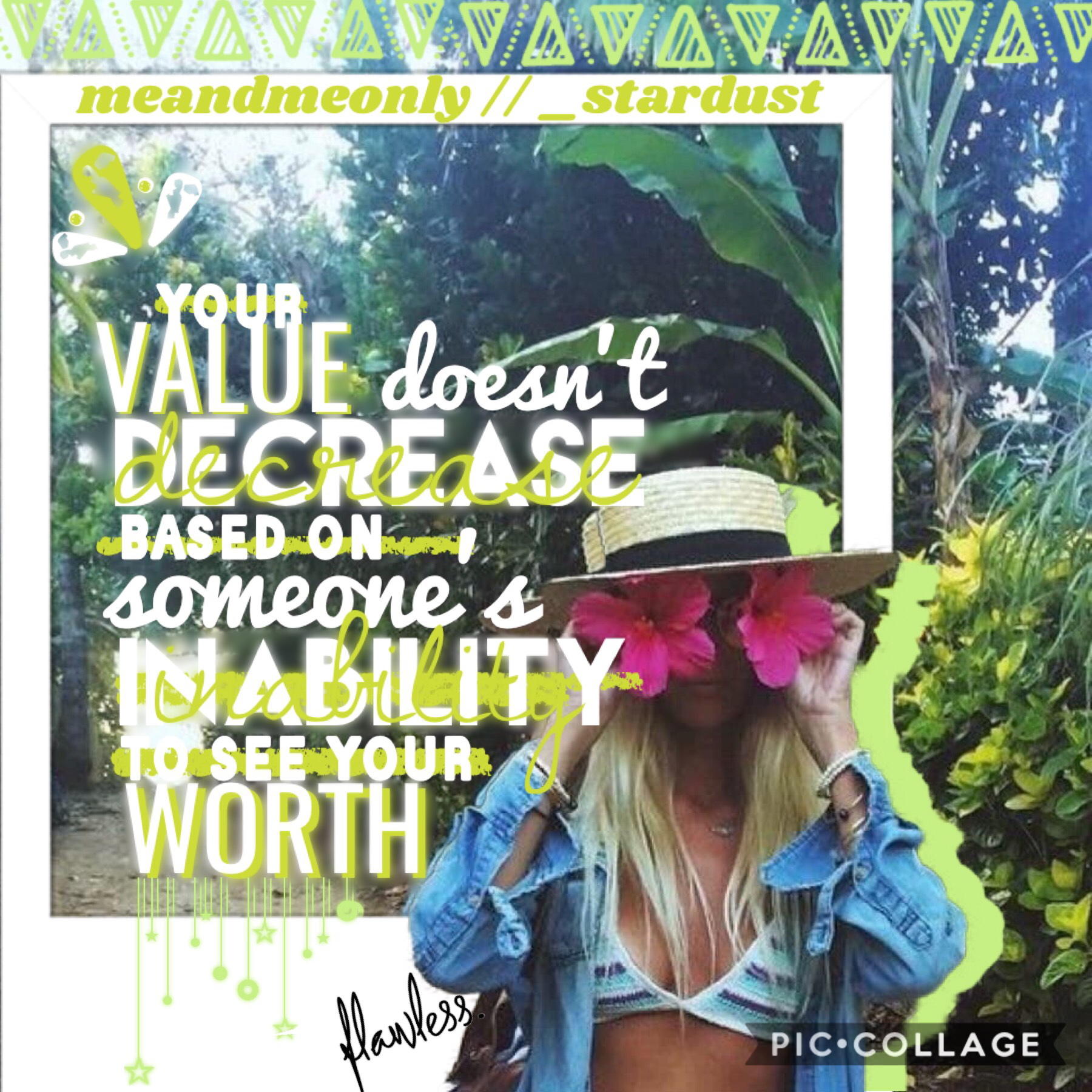 collab with the absolute queen of them all .....  _stardust 👑, I did the text and designs while she picked the background and quote, everyone go follow her, she's super amazing, kind and talented!! well school starts for me on Tuesday so I may be less act