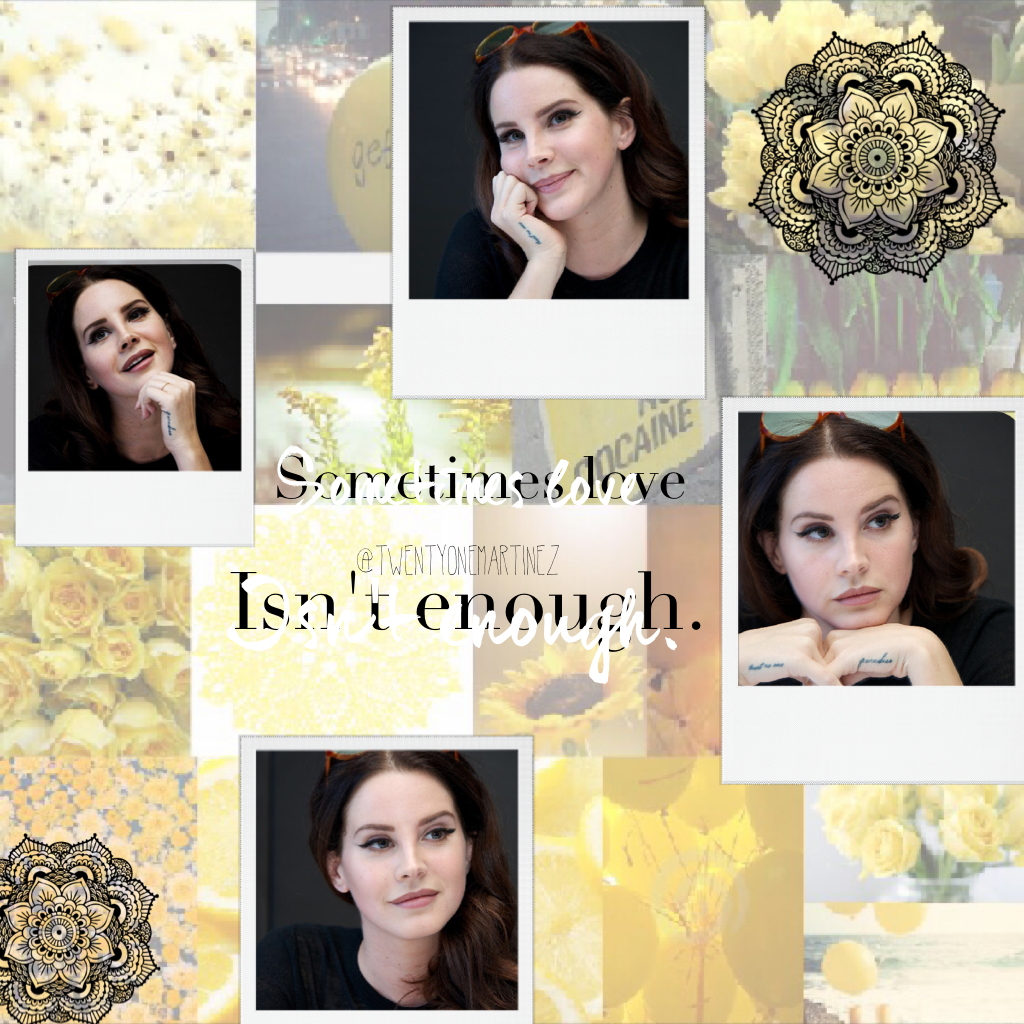 Lana💘 || thank you for 100 followers!