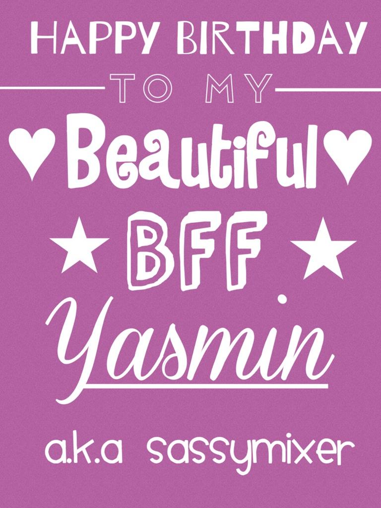 YASMIN ILYSFM