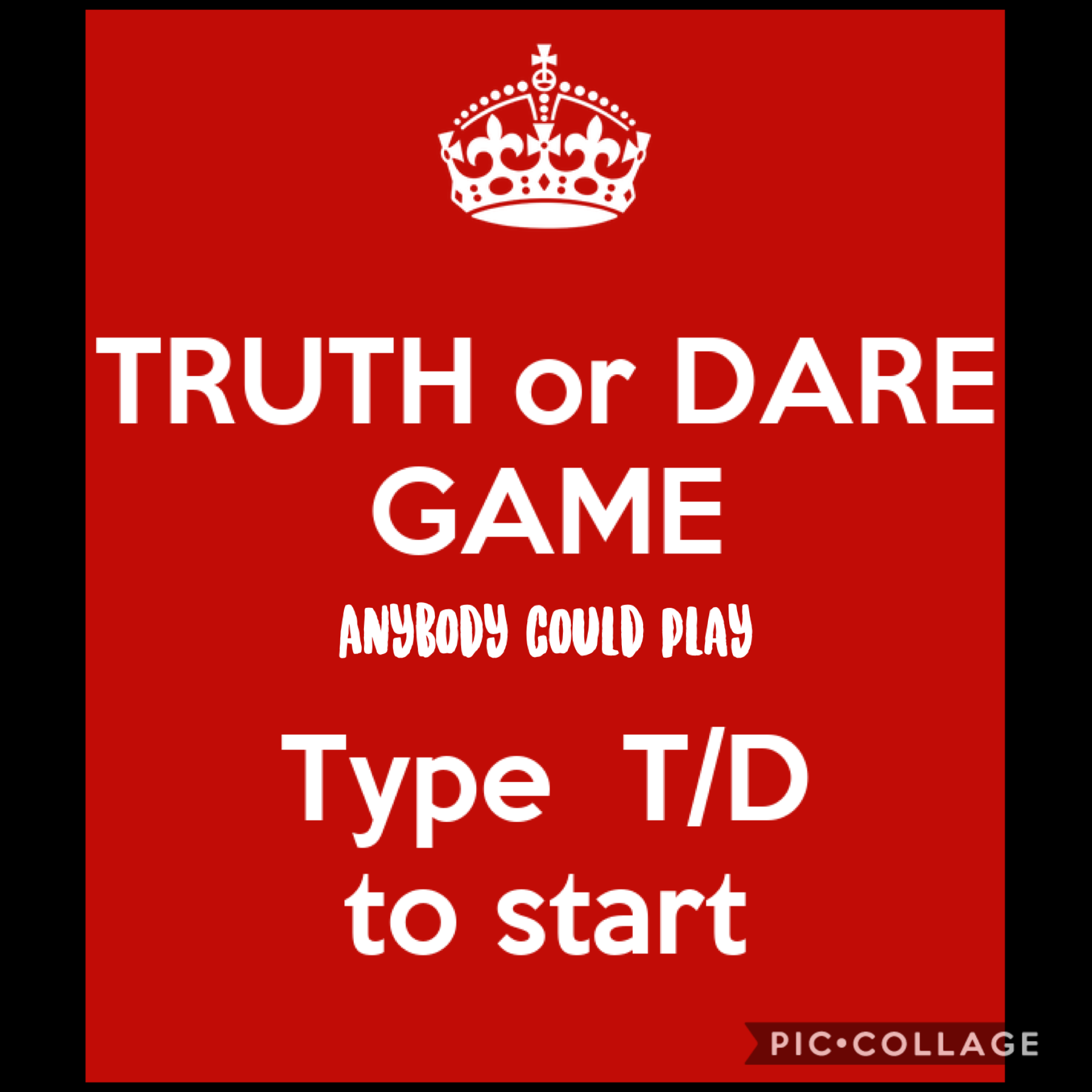 T or d