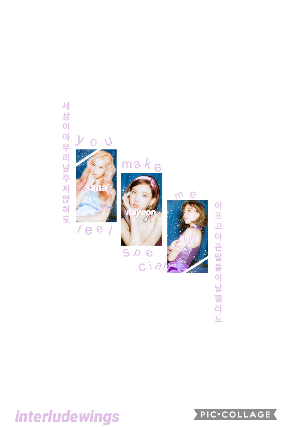 🍬 open 🍬 sana, nayeon, jihyo~twice  feel special is such a good song and i'm obsessed w their comeback!! i really love the concept!