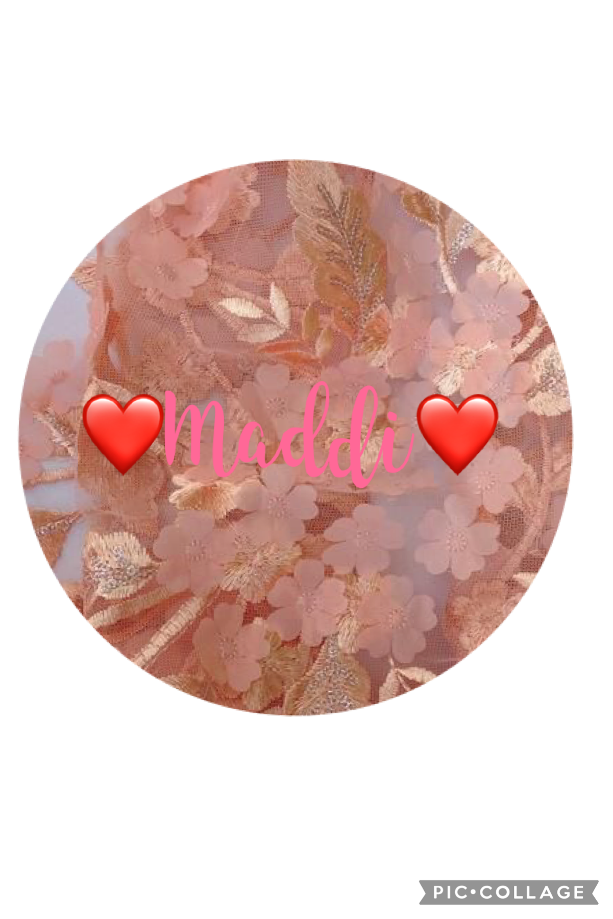 I made this profile pic!