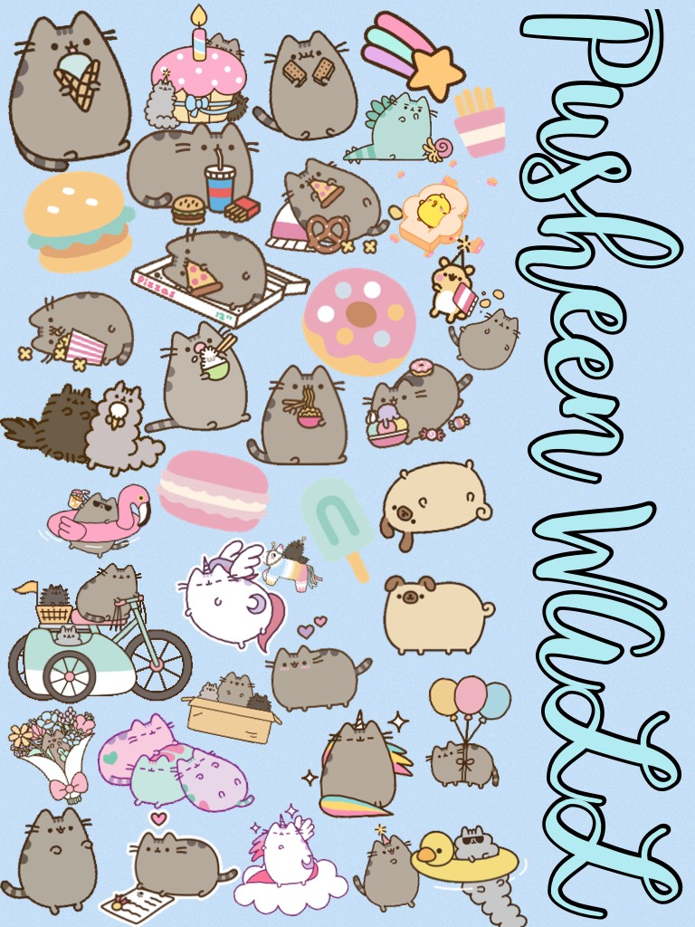 TAP  PUSHEEN WALL!!!!