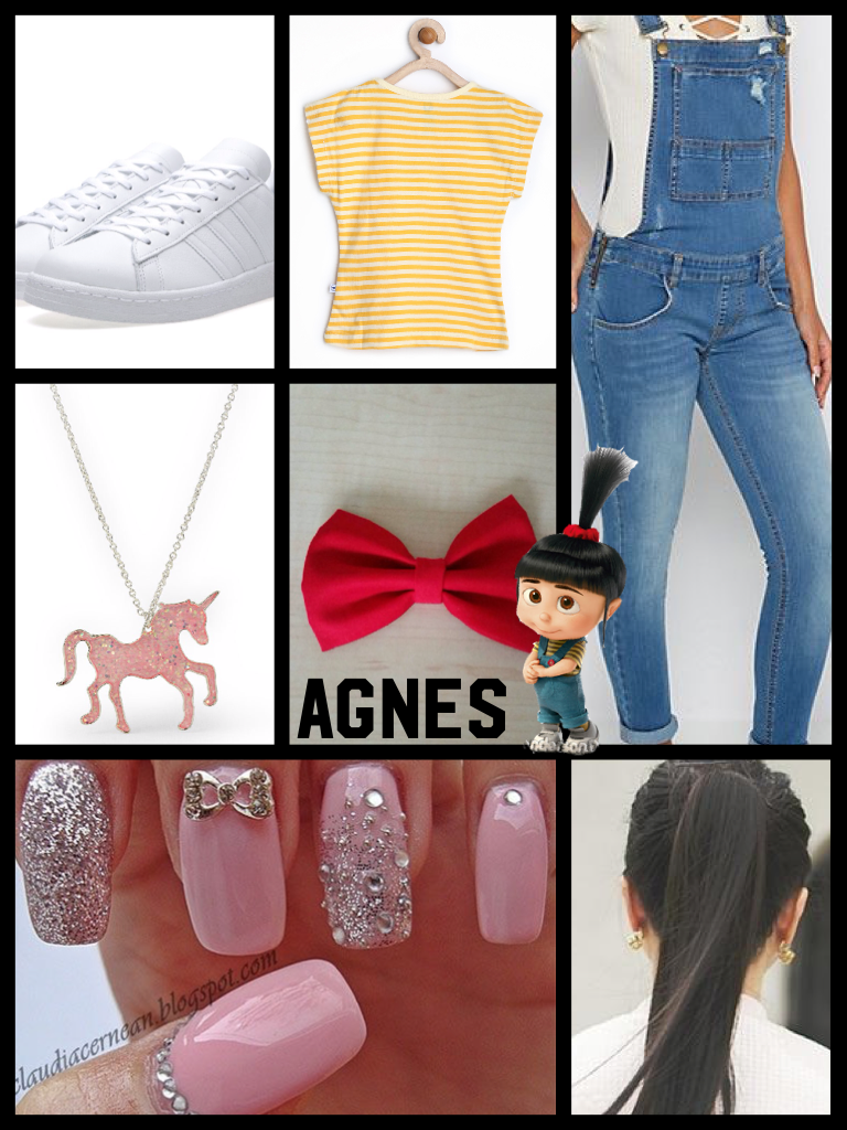 Agnes outfit💕