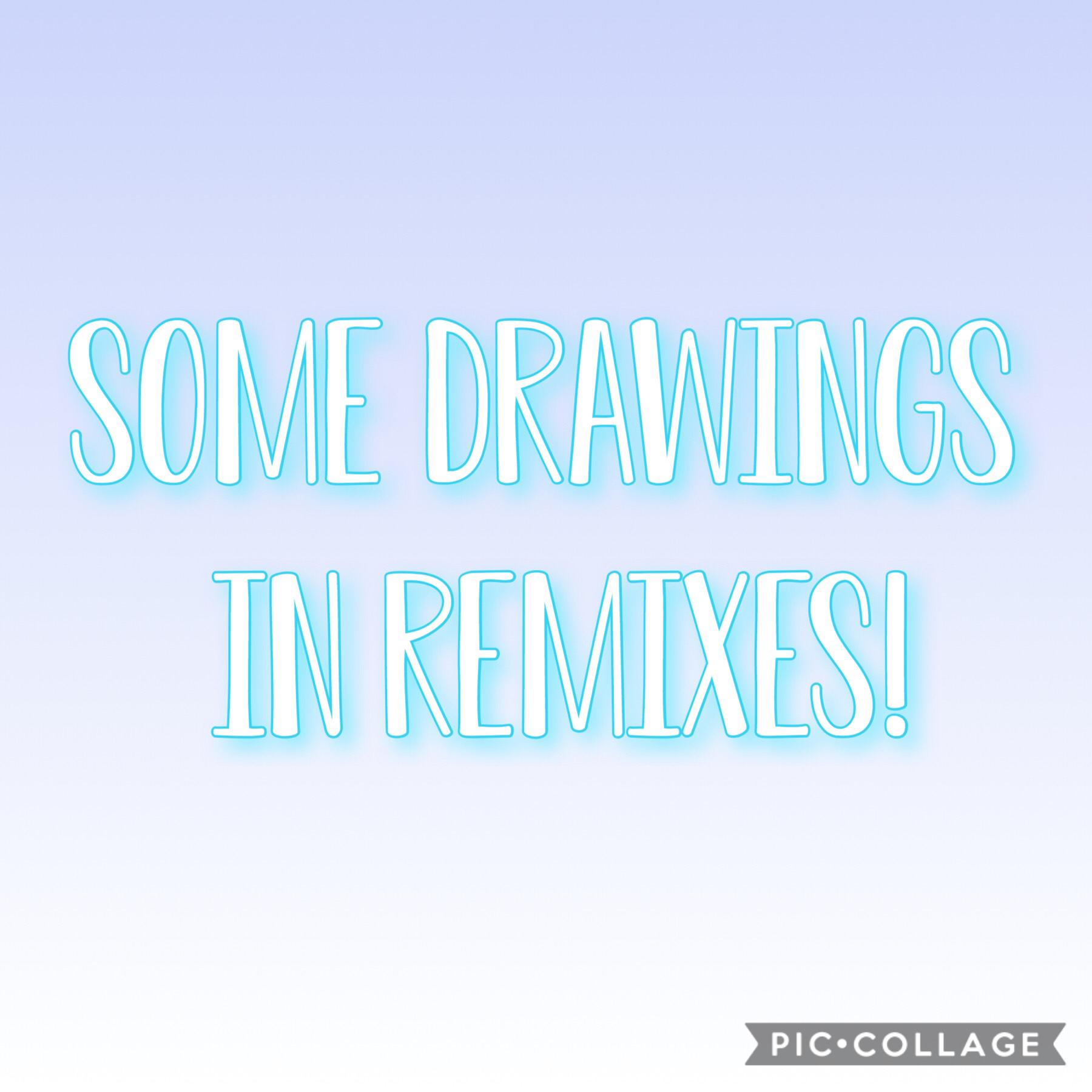 Check remixes!