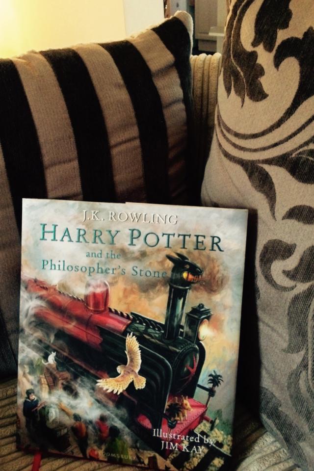 Harry Potter!!! ❤️