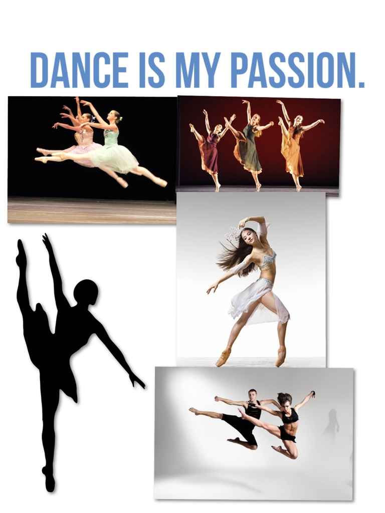 essay on dance is my passion My passion for singing comes from deep within my soul, mind and heart when i sing, i sing with all of me, putting everything i can into it i have always had a great passion for singing, ever since i.