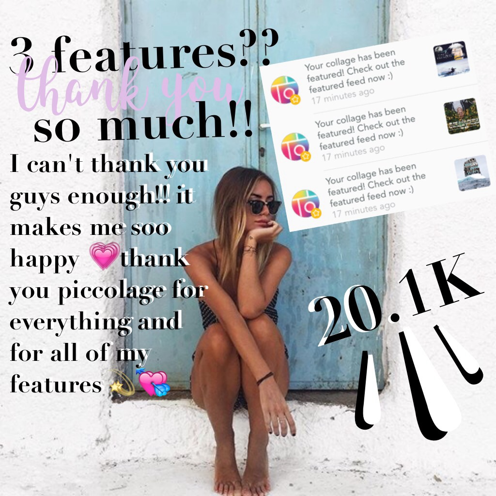 clickk 🍥 thank you so much !! I actually can not believe it 😂 I can't thank you enough 💗