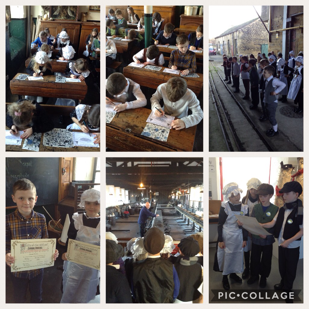 Year 4 had an amazing day at Armley Mills to learn more about life as a Victorian child. All the children behaved fantastically and learnt lots of new things.