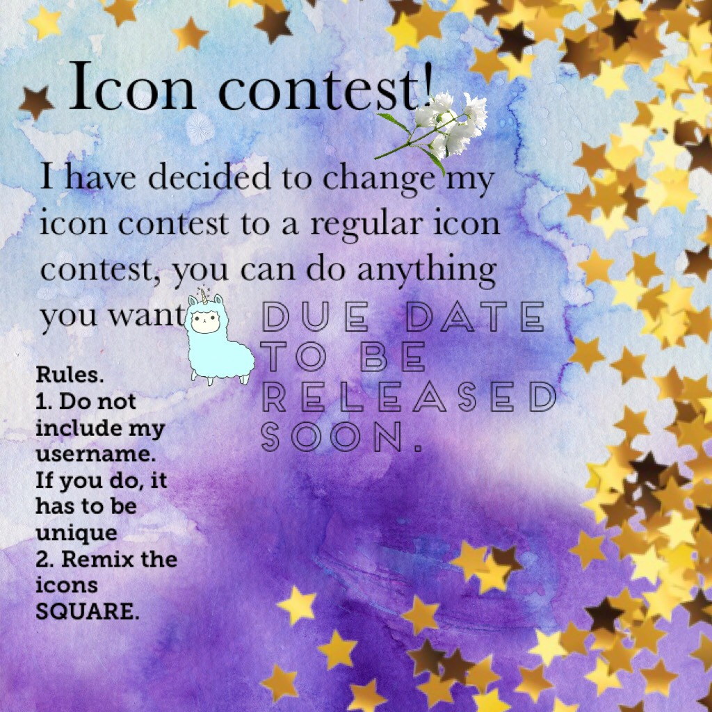 Icon contest!