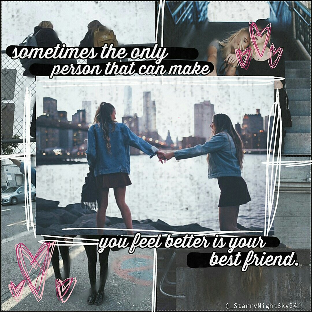 💕entry to #PC #bestfriend #contest!!!💕 💕this was rushed, but i kinda like it💕 💕QOTD: What is your fav thing to do with your best friend?💕 💕~7•6•18~💕