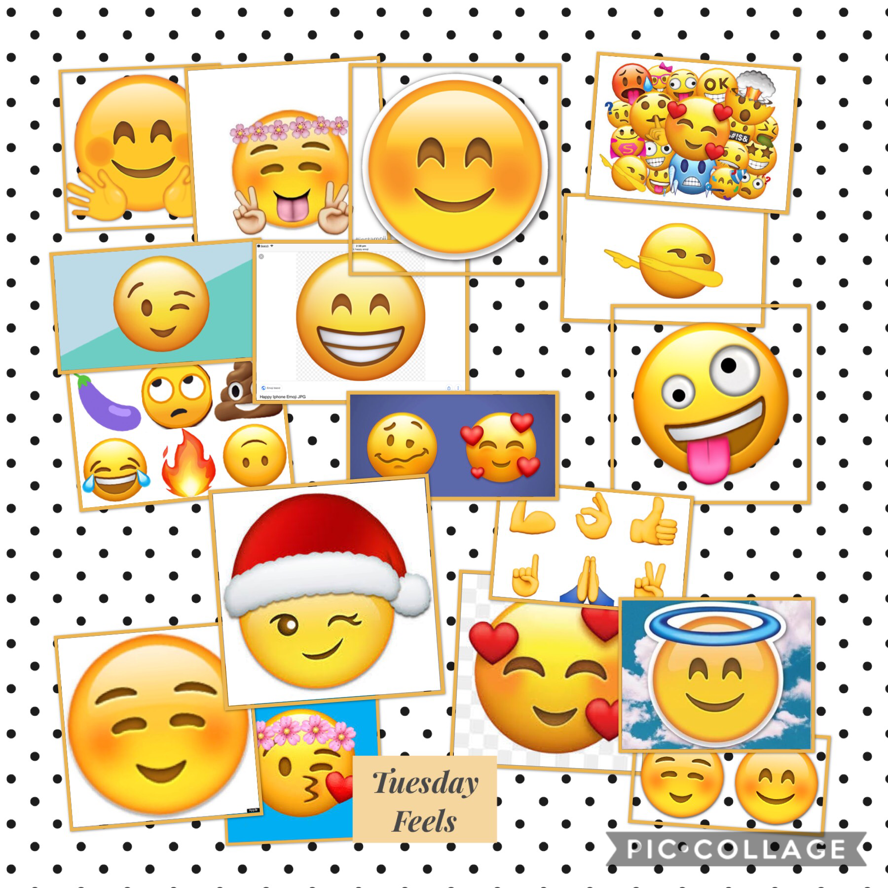 These are the emojis I feel everyday #EMOTIONS #INMYFEELINGS