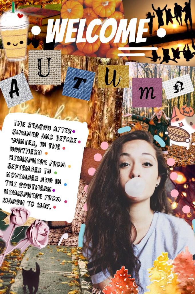 Welcome Autumn ~ MysticalStar