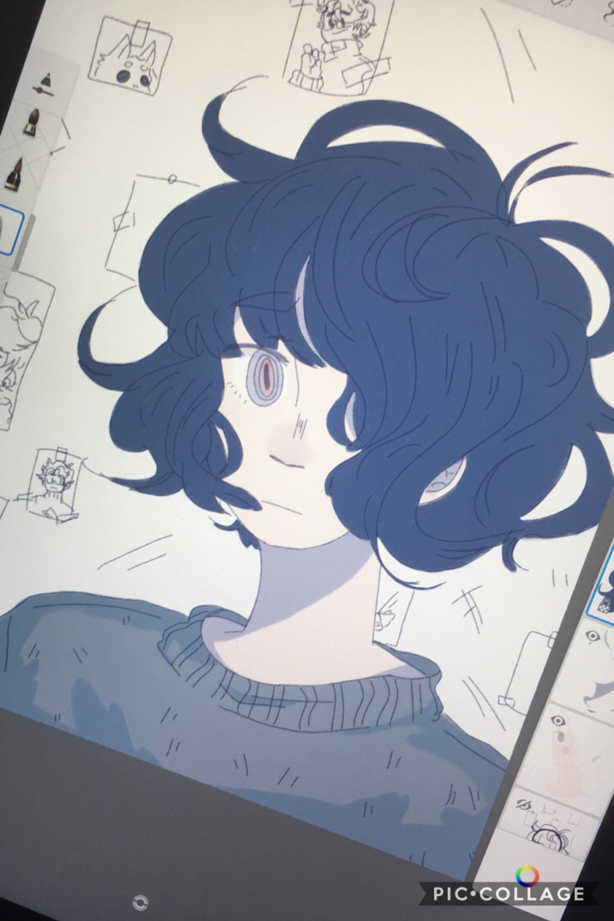 This may take forever so here's a little sneak peek