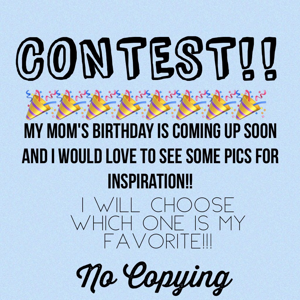TAP Comment on this pic with your collage!! The contest will end on September 30