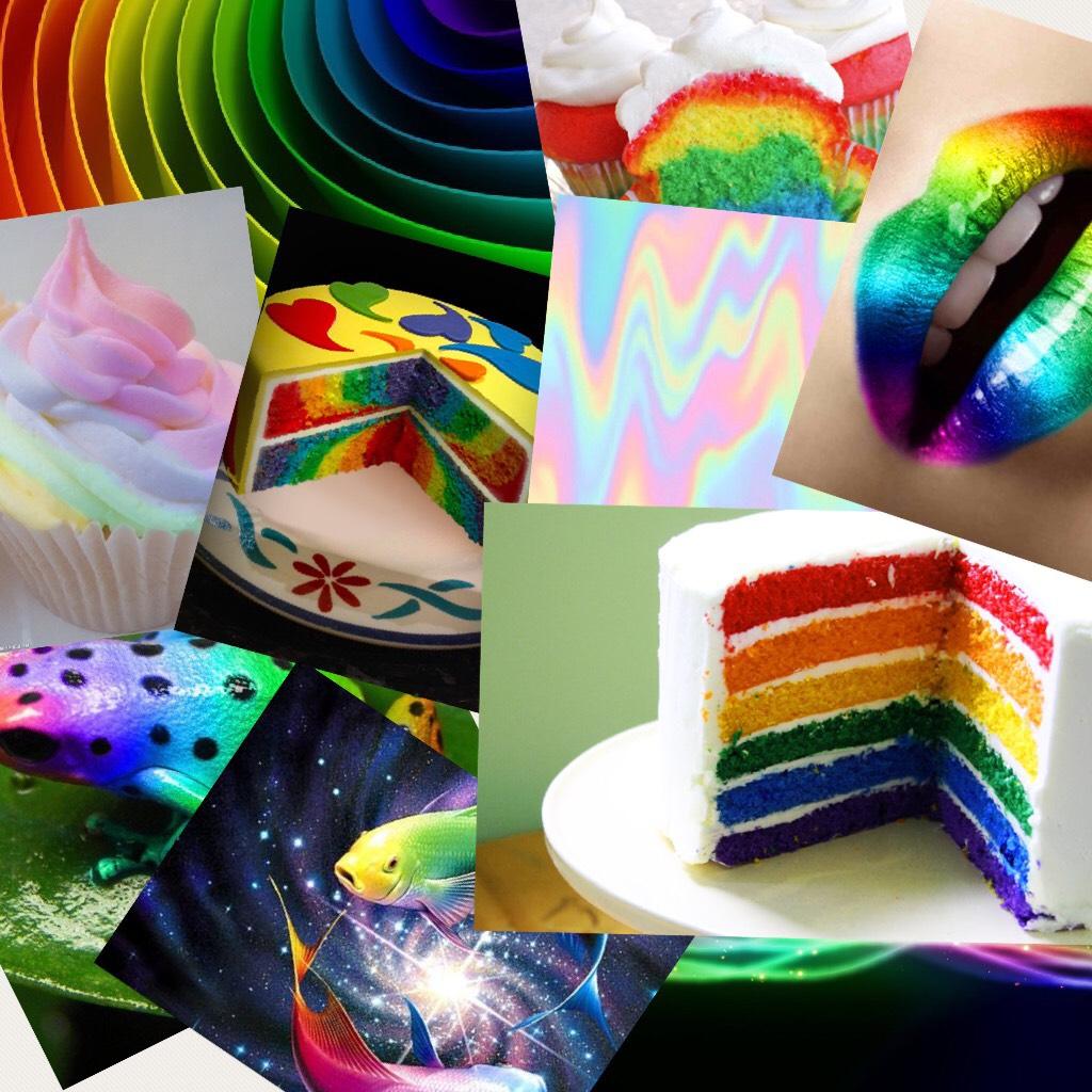 Rainbow!!!!!!!!