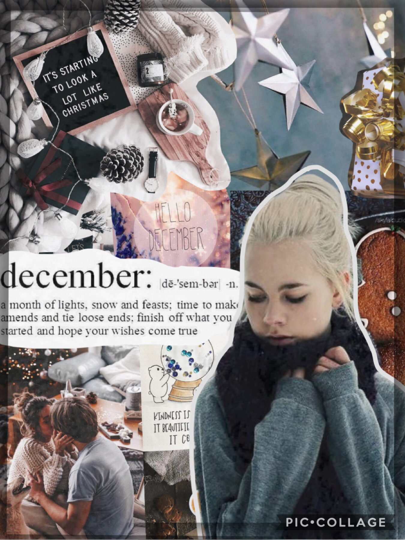 ❄️12/4/2018❄️ Tap the snowflake! Hey lovelies! I can't believe it's already December!!🎄  Rate this /10? Q// Whats your favorite thing about December? A// it's pretty obvious, CHRISTMAS! I also go caroling with a group of friends so that's fun too..🙃