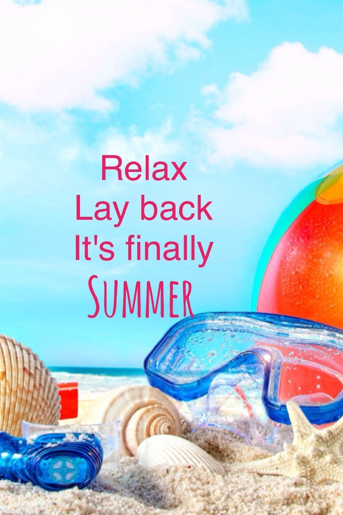 Happy OFFICIAL first day of Summer 😃😝👙🏖Hope u all have a fun and safe summer 🏖👍🏻🎉