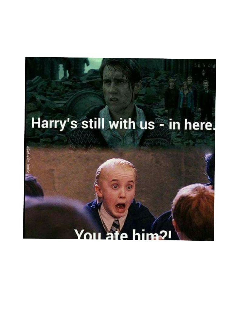 I love Draco. Who doesnt?