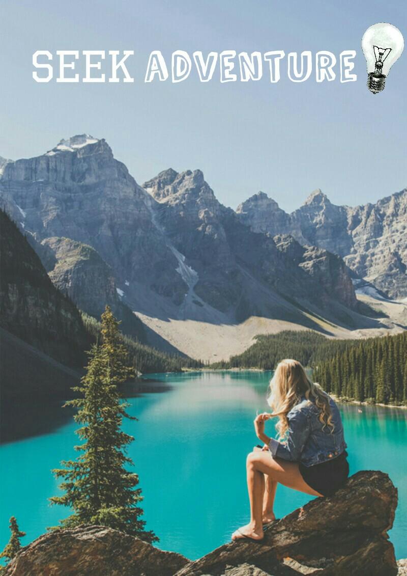 #adventureseeker