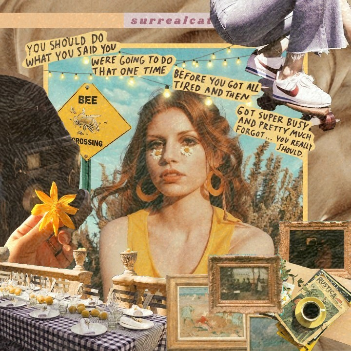 Collage by voeux