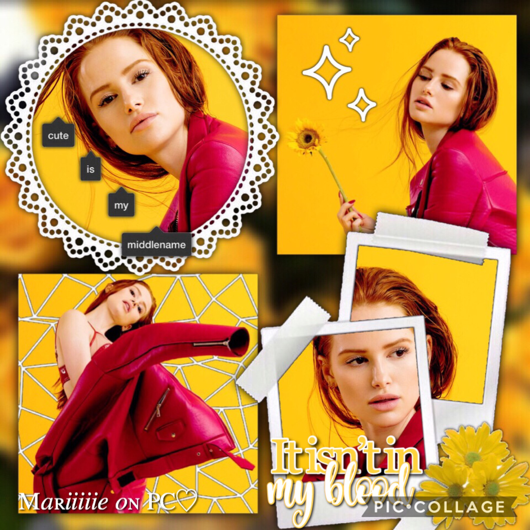 🌼- T A P -🌼  What is happening to me today?😂 I post on this account and on my other account (@More_Mariiiiie, go check!)  Go sign up for my games on my previous post! (7 places left!)👉🏻  No QOTD today, sorry!😓  💛