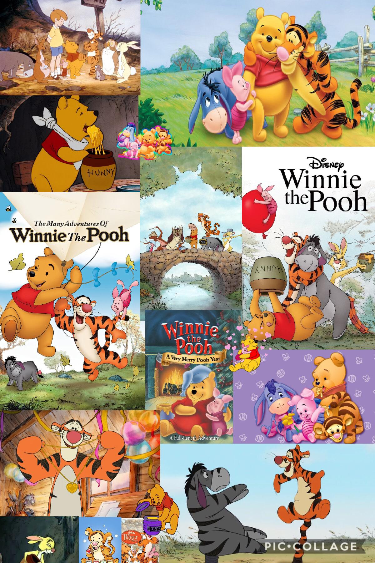 Winnie the Pooh🍯