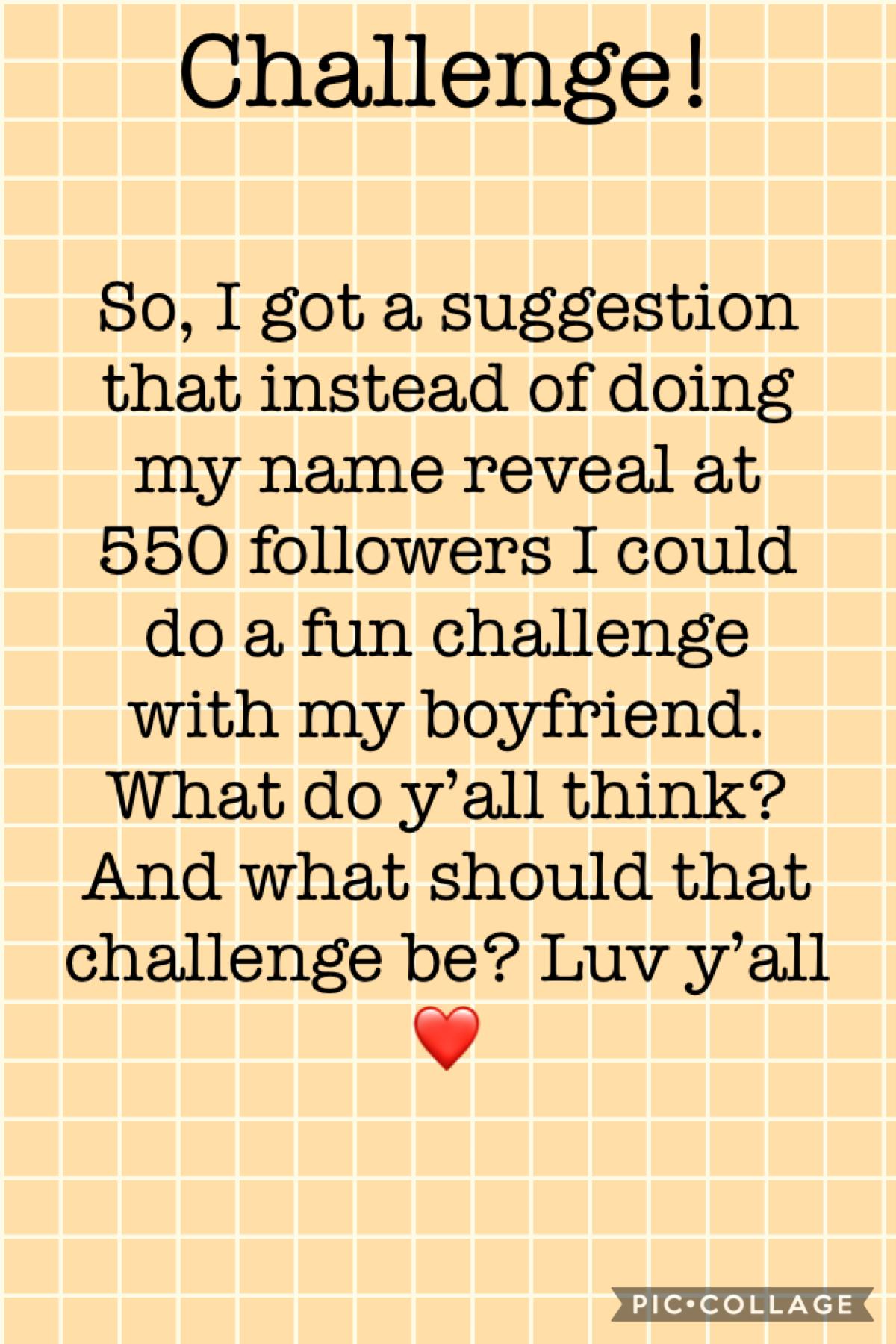 Challenge!