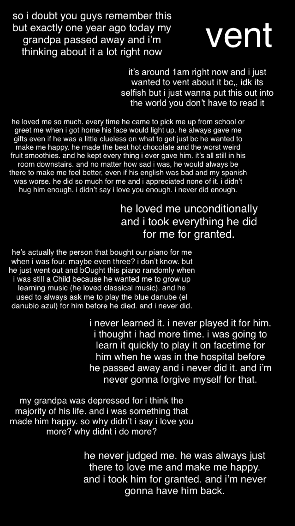 part 1 (yea theres two parts🤡) sorry about this i probably shouldn't be posting it but i needed to put it somewhere and this acc is pretty dead so