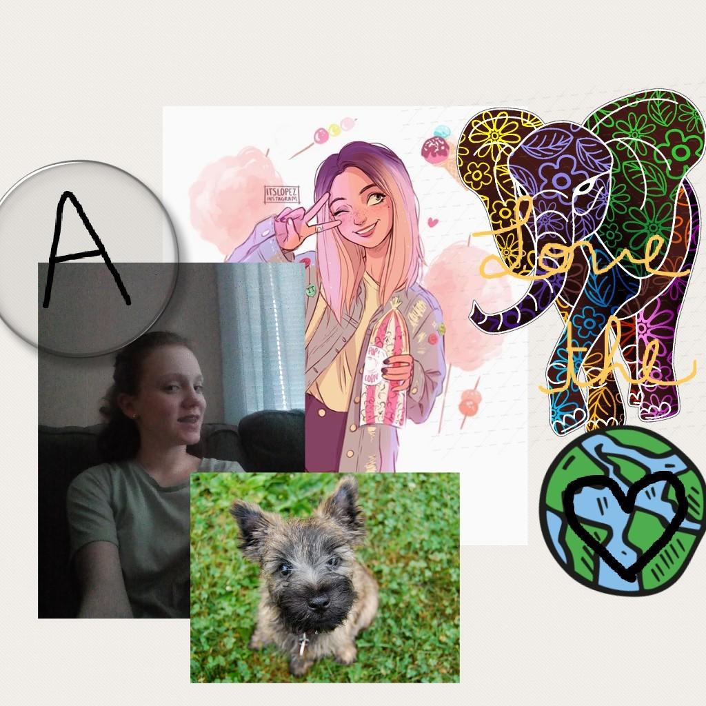 Just a random collage hope you like