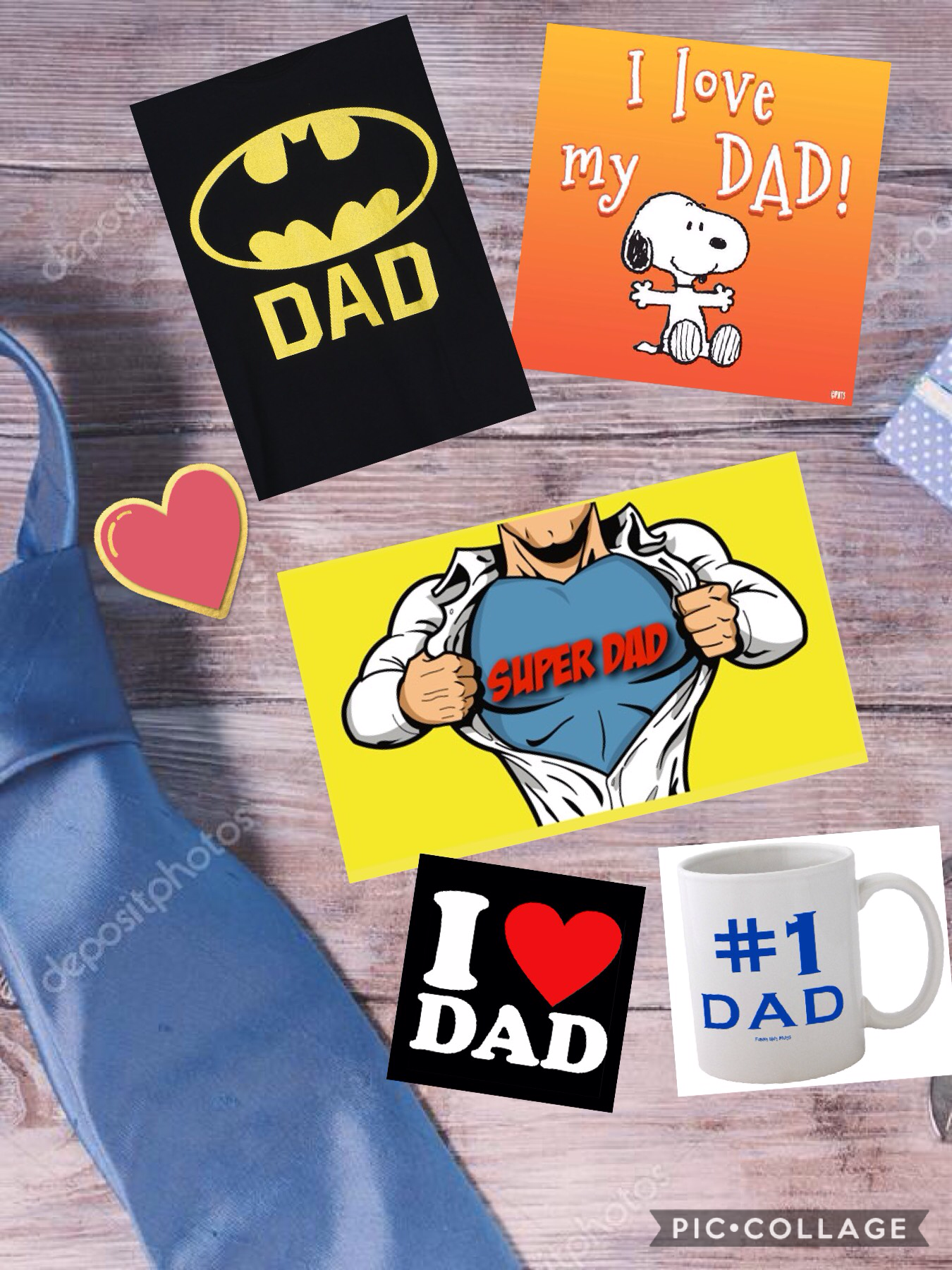 Father's Day coming up soon
