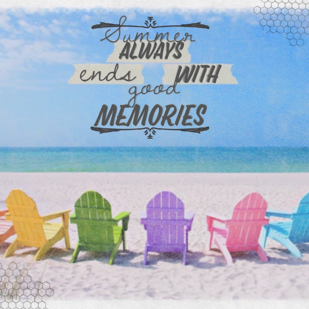 Good bye summer!!!🤗🍃☀️