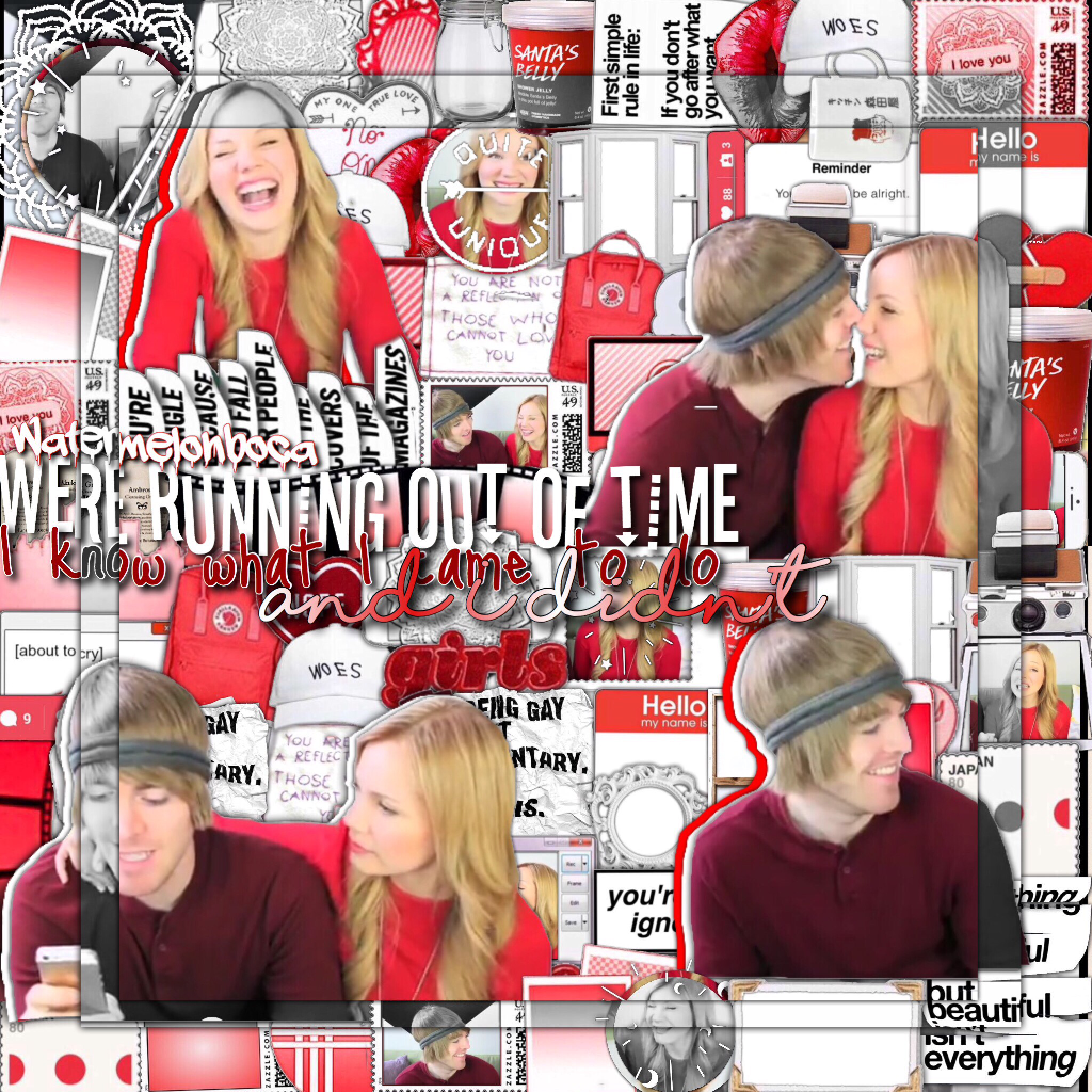 SHISA IS MY NUMBER ONE SHIP NO MATTER WHAT :( it never ended...ever😂I really like this, because they are wearing both red😂HAPPY NEW YEAR OMLLL I CNAT WAIT TO TAKE TJHIS ACCOUNT FOR ANOTHER YEAR AHAHAHA. how was your new year?!😇