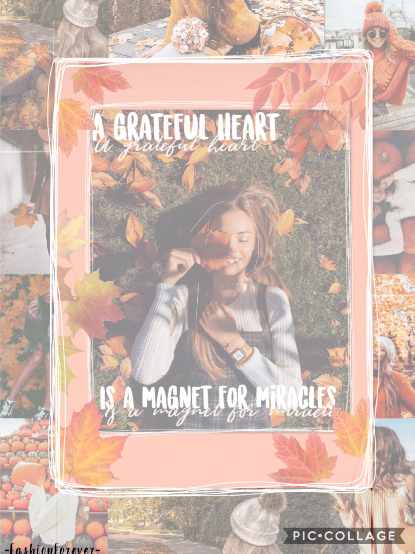 🍂🍁11-21-18🍂🍁 Hey gorgeous! I used this for a contest. Rate /10? Q// What's ur favorite thing about Thanksgiving? A// The gathering of my friends and fam! Honestly, it's the only time we sit down as a family🙃