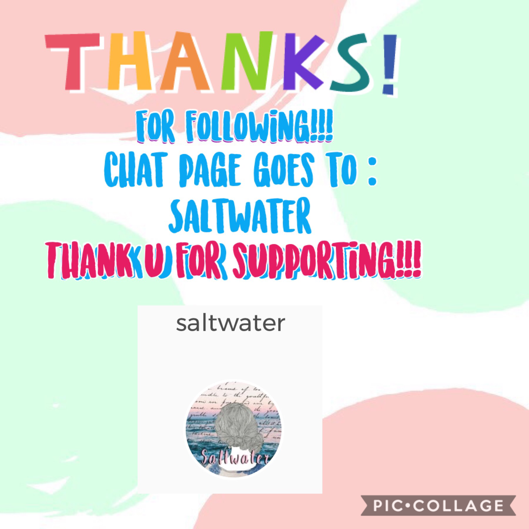 Thank u Saltwater!!!!!!!